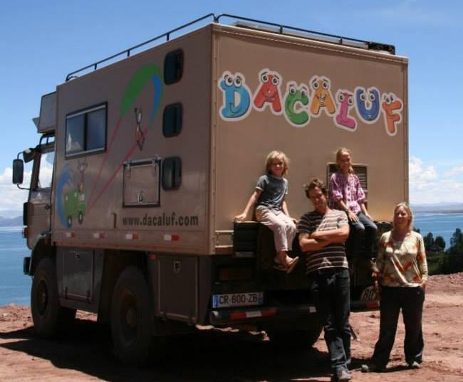 L'interview des DaCaLuF, en voyage au long cours