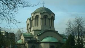 Visitez Belgrade Eglise Aleksandar Nevski dans mon quartier
