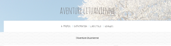 aventurelituanienne